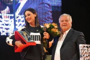 Premiazione Anna Tatangelo